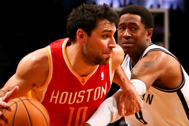 Rockets Continue Hot Streak Against Nets
