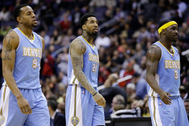 Nuggets Again Lose to Lowly Washington Wizards