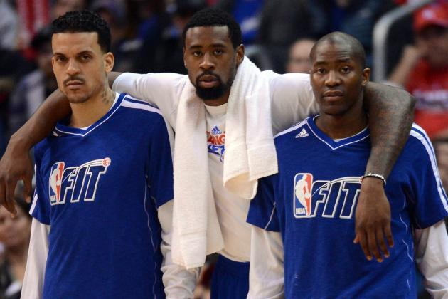 Clippers Decide to Hit the 'Reset' Button