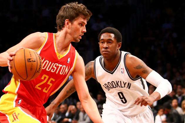 Nets Lose 13th Straight to Rockets as Johnson Sits