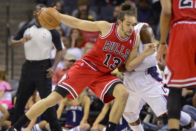 Rapid Reaction: Bulls 105, Bobcats 75