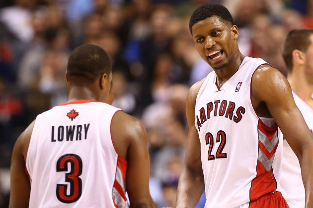 Raptors Prevail in Close Win over Knicks
