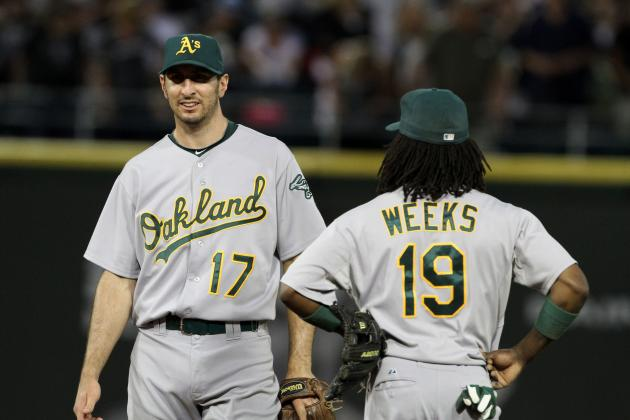 Oakland Athletics: Breaking Down the Mess That Is the Infield