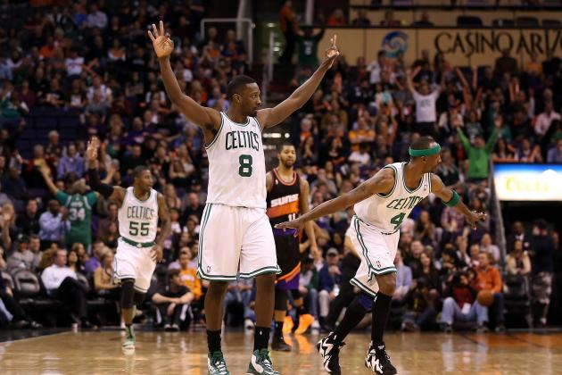 Boston Celtics vs. Phoenix Suns: Live Score, Results and Game Highlights