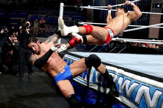WWE SmackDown, Feb. 22: Champion vs. Champion, Swagger Beats Orton and More