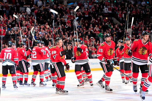 Chicago Blackhawks Set Record with Win over San Jose Sharks