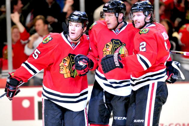 Blackhawks Break NHL Record for Consecutive Games With a Point to Start Season