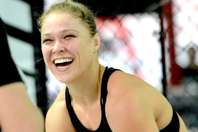 Ronda Rousey Breaks the Glass Ceiling: The Birth of UFC's First Female Superstar