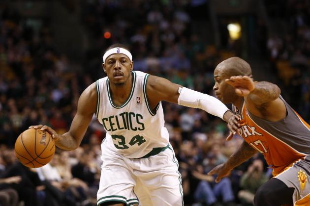Rapid Reaction: Celtics 113, Suns 88