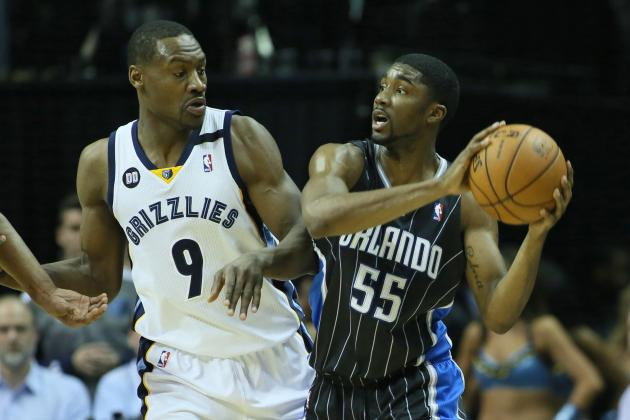 Cornered Animals Are Dangerous: Grizzlies 88, Magic 82
