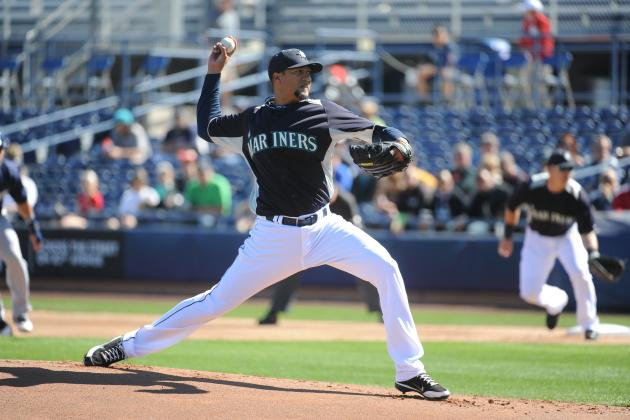 Seattle Mariners: Hector Noesi Faces Long Road to Win Spot in Rotation