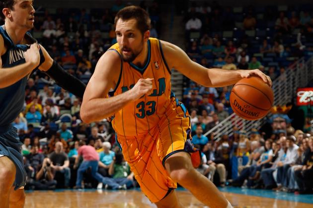 The New Orleans Hornets Struggle Late and Lose to Dallas, 104-100