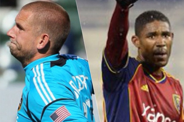 Real Salt Lake Signs Josh Saunders and Khari Stephenson