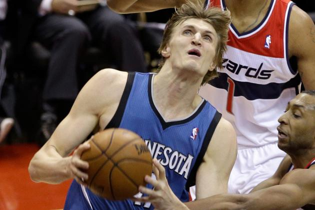 For Kirilenko, Staying with Wolves Is Fine for Now