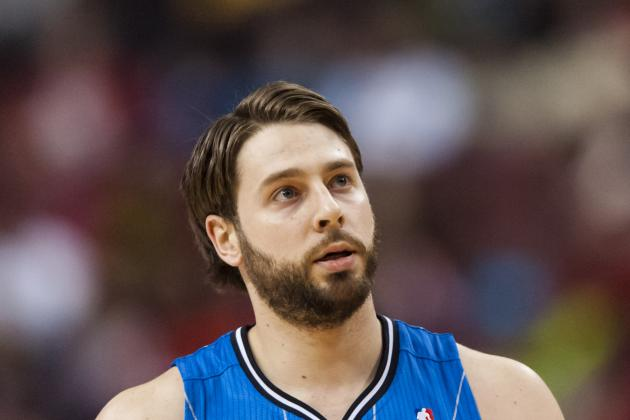 Newest Charlotte Bobcat Josh McRoberts Likes Being Where He's Wanted