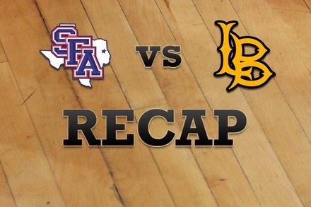 Stephen F. Austin vs. Long Beach State: Recap, Stats, and Box Score