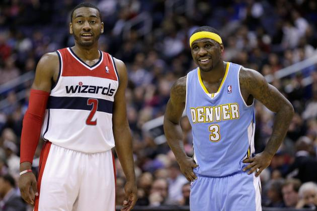 Wizards Hang on to Sweep Nuggets, 119-113
