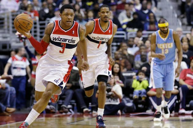 Emeka Okafor Leads Wizards to a 119-113 Win