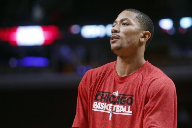 Is Derrick Rose Under Too Much Pressure to Return to Chicago Bulls?