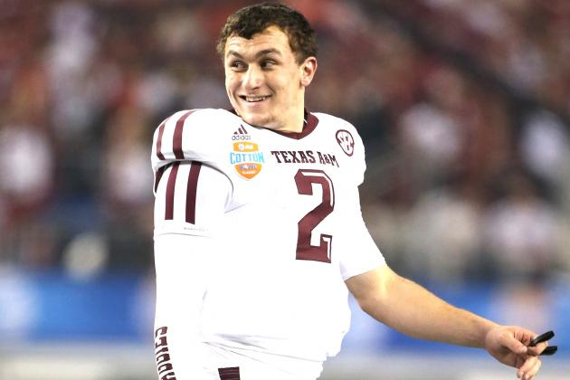 Johnny Football Moniker Could Reportedly Earn Texas A&M QB Money Via Court Claim