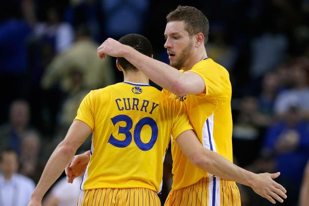 Instant Replay: Warriors 107, Spurs 101