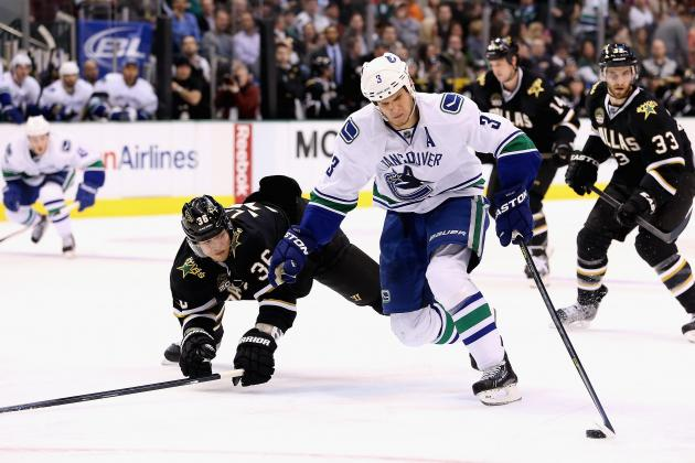 Vancouver Canucks' Blueline Depth Tested with Kevin Bieksa Injury
