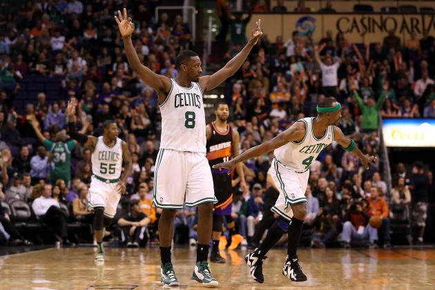 Jeff Green and New Additions Highlight Boston Celtics' Win over Phoenix Suns