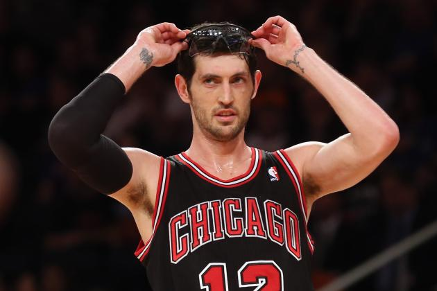 Chicago Bulls: Kirk Hinrich's Absence Proves His Value to the Bulls
