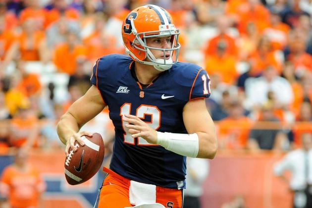How Ryan Nassib Could Become the Franchise QB No One Saw Coming
