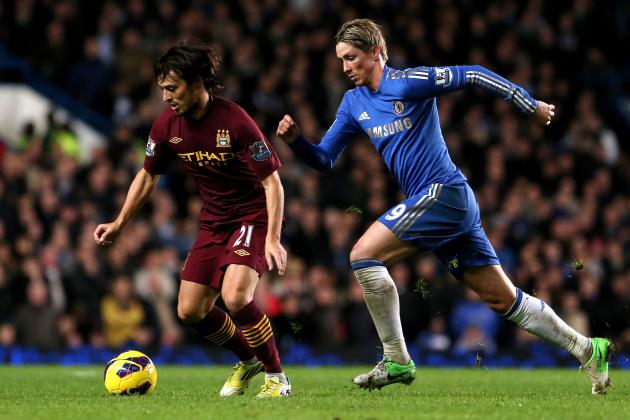 Picking the Best Chelsea XI to Take Down Manchester City