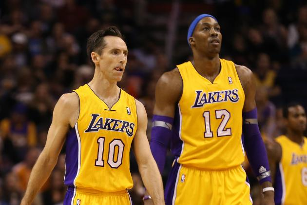Nash, D'Antoni, Howard Back Kobe's Guarantee