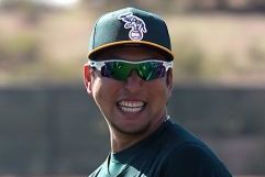 A's Eager to See Hiro Nakajima in Action