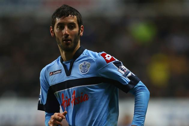 Esteban Granero Has Rejected Reports That He Will Look to Leave QPR This Summer