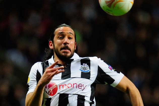 Jonas Gutierrez Says Premier League Survival Is Newcastles Priority