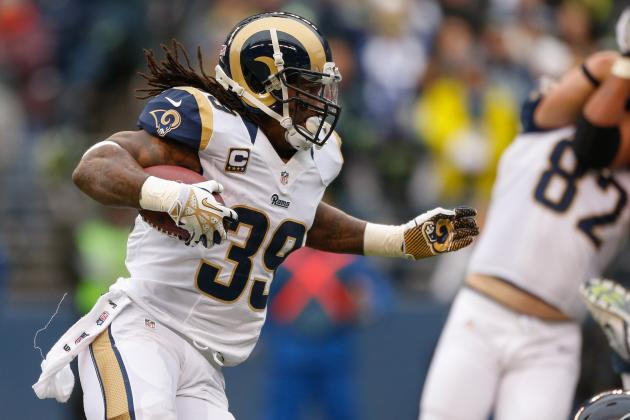 "Jeff Fisher: Things ""Look Good"" with Steven Jackson"