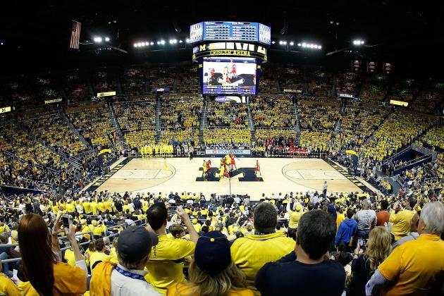 Michigan Will Host Michigan State on March 3 with Its Students on Spring Break