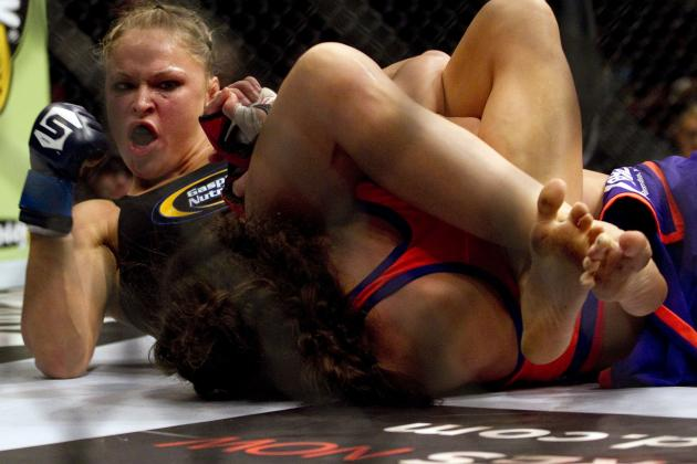 Rousey vs. Carmouche: Odds and Predictions for UFC 157's Main Event