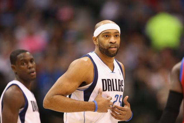 3-Pointer: Vince Carter's Groove Continues with Game-Winner