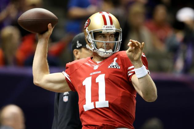 Kansas City Chiefs Most Interested in Alex Smith?
