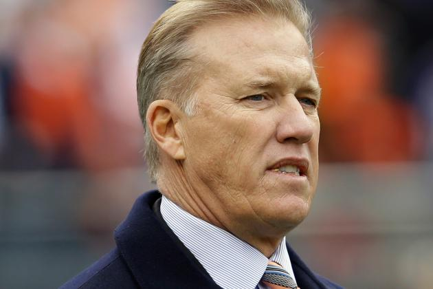 John Elway Says Denver Broncos Still Have Work to Do