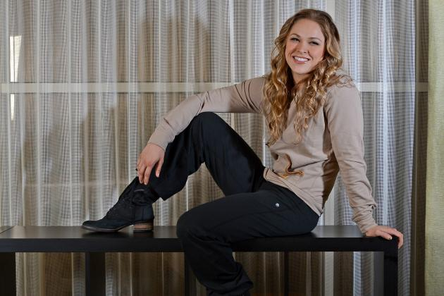 Silver Screen Ambitions: Will UFC 157 Star Ronda Rousey End Up in the Movies?
