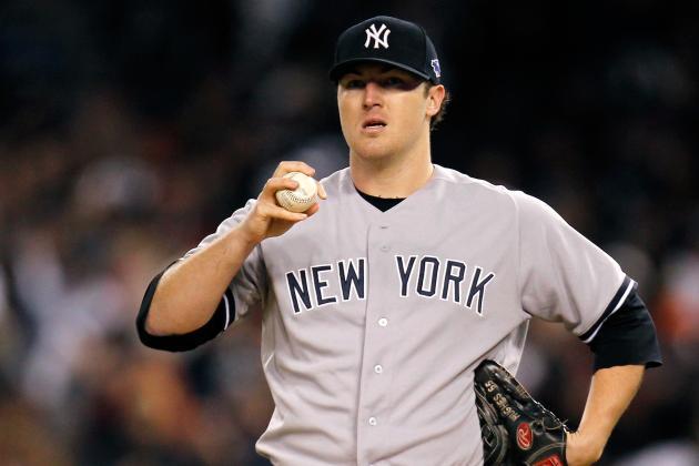 Yankees Starter Phil Hughes Finishing Treatment for Bulging Disc