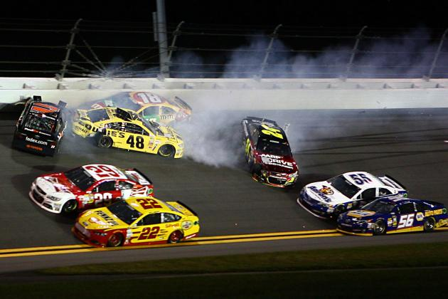Daytona 500 Start Time: Where and When to Watch the 2013 Great American Race