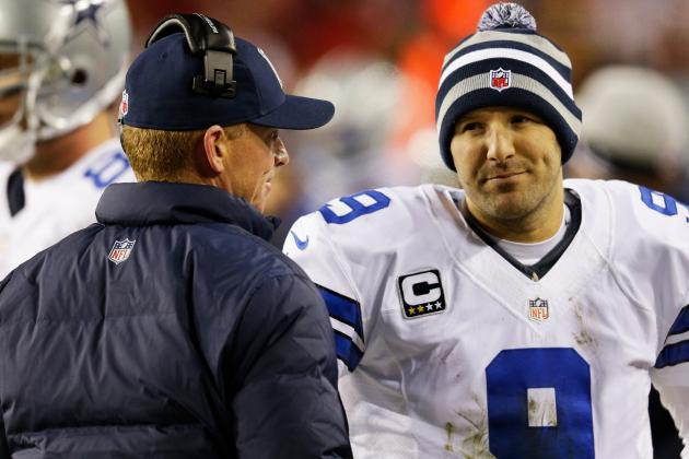 Jason Garrett Hopeful for Tony Romo Deal