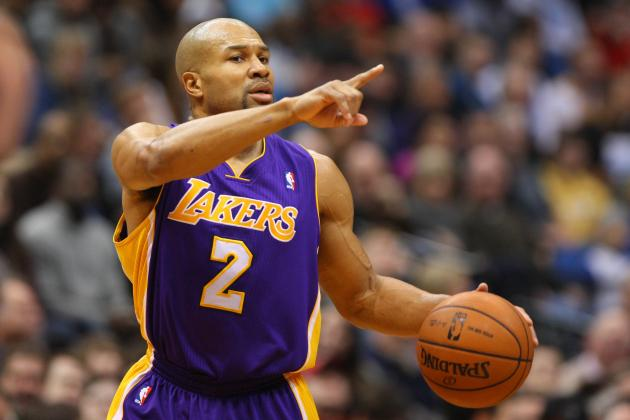 NBA Rumors: Latest Hardwood Buzz on Derek Fisher, Raja Bell and Others