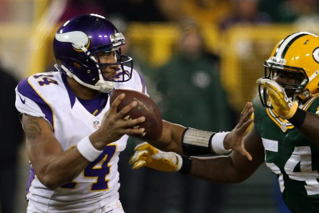 Vikings: Joe Webb Must Win Job Back