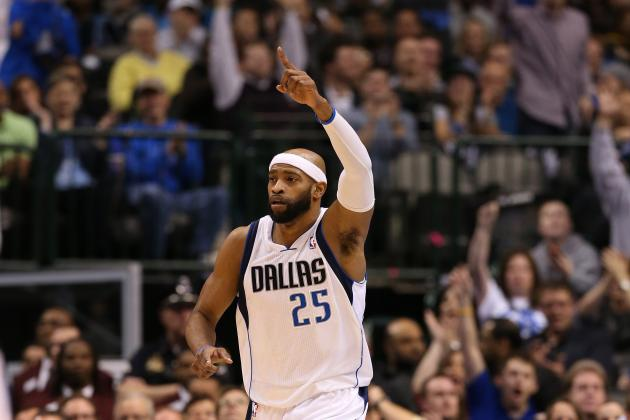 Vince Carter Moves Up All-Time Scoring List, Then Hits Game Winner(VIDEO)