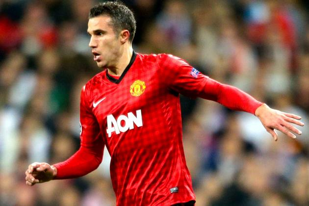 Robin Van Persie Injury: Updates on Manchester United Star's Status