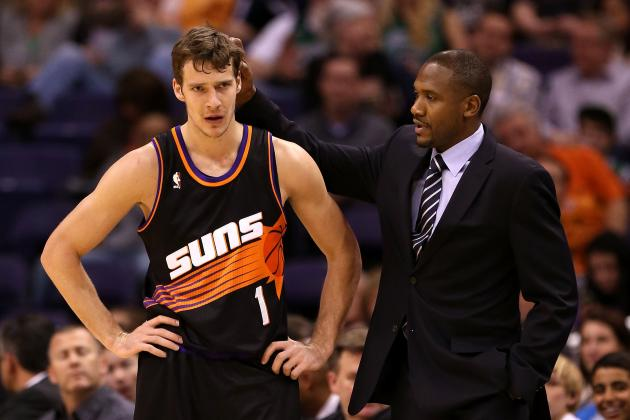 Phoenix Suns Need to Start Playing the Young Players for Remainder of the Season