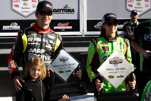 Daytona 500 Pole Positions: Breaking Down the Great American Race's Front Row
